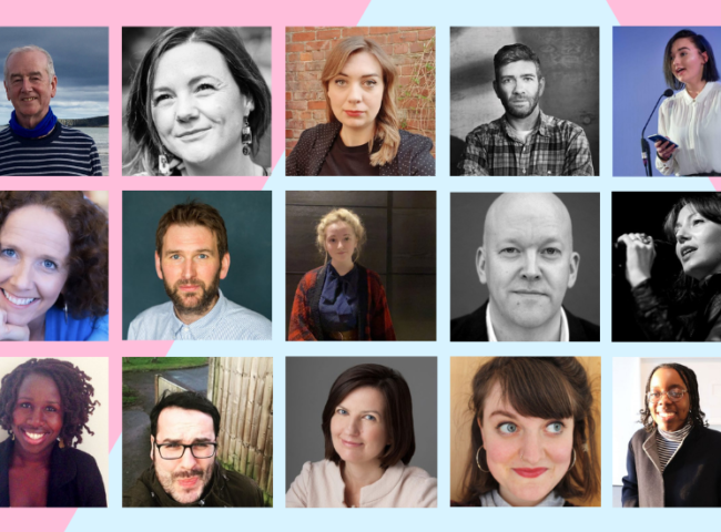 The new narratives authors